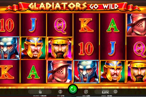 gladiators go wild isoftbet pacanele
