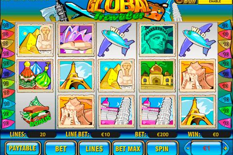 global traveler playtech pacanele