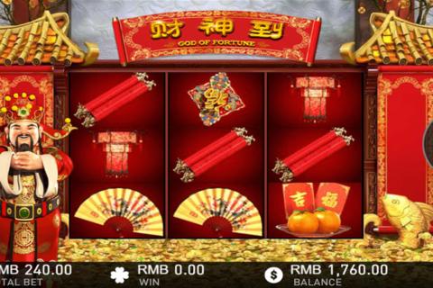 god of fortune gameplay interactive pacanele