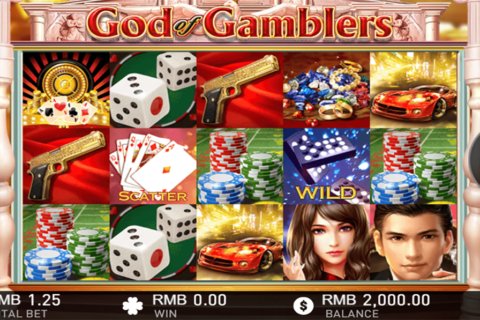 god of gamblers gameplay interactive pacanele