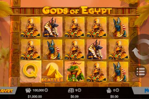 gods of egypt mrslotty pacanele
