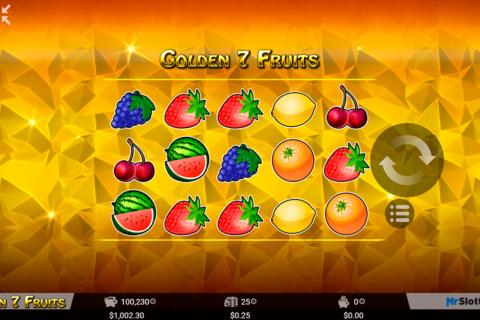 golden  fruits mrslotty pacanele