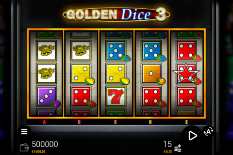golden dice  zeus play pacanele