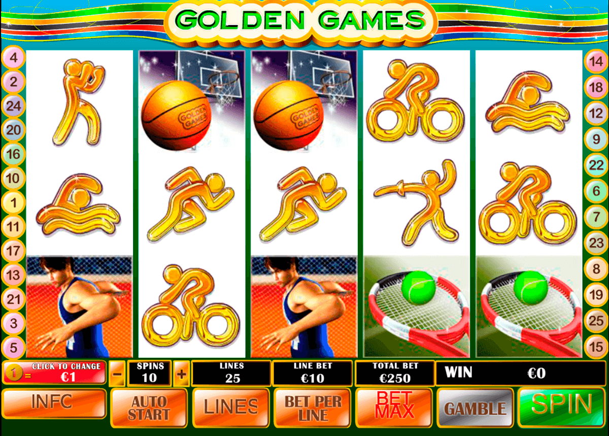 golden games playtech pacanele
