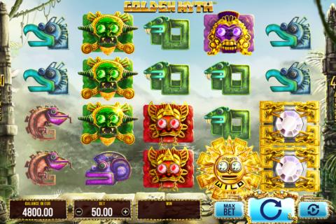 golden myth synot games pacanele