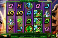 green lantern netgen gaming pacanele