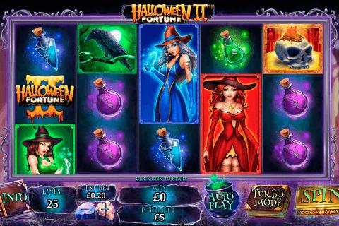 halloween fortune ii playtech pacanele