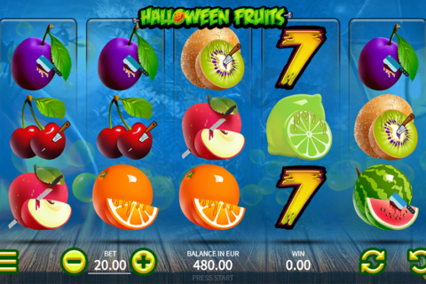 halloween fruits synot games pacanele