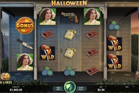 halloween microgaming pacanele