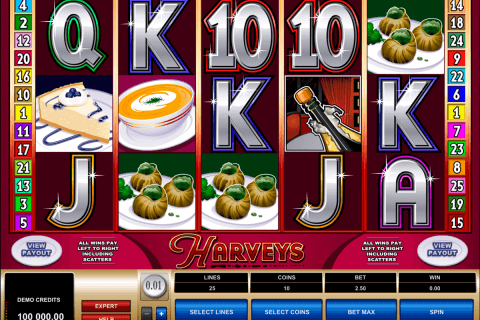 harveys microgaming pacanele