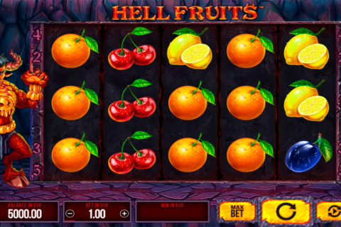 hell fruits synot games pacanele