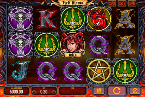 hell mania synot games pacanele