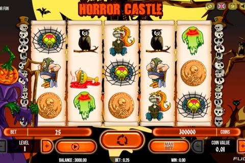 horror castle fugaso pacanele