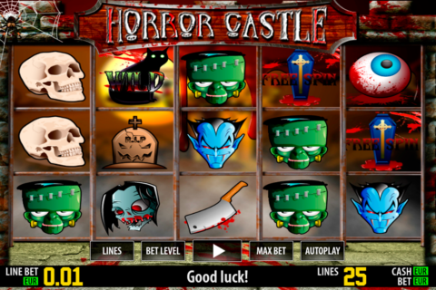 horror castle hd world match pacanele