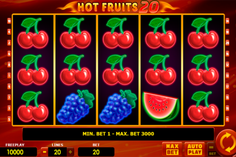 hot fruits  amatic pacanele