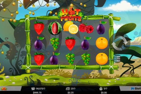 hot fruits mrslotty pacanele