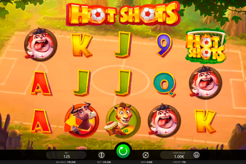 hot shots isoftbet pacanele