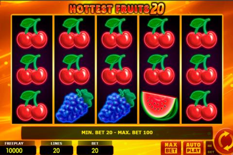hottest fruits  amatic pacanele