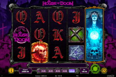 house of doom playn go pacanele