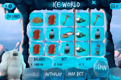 ice world booming games pacanele