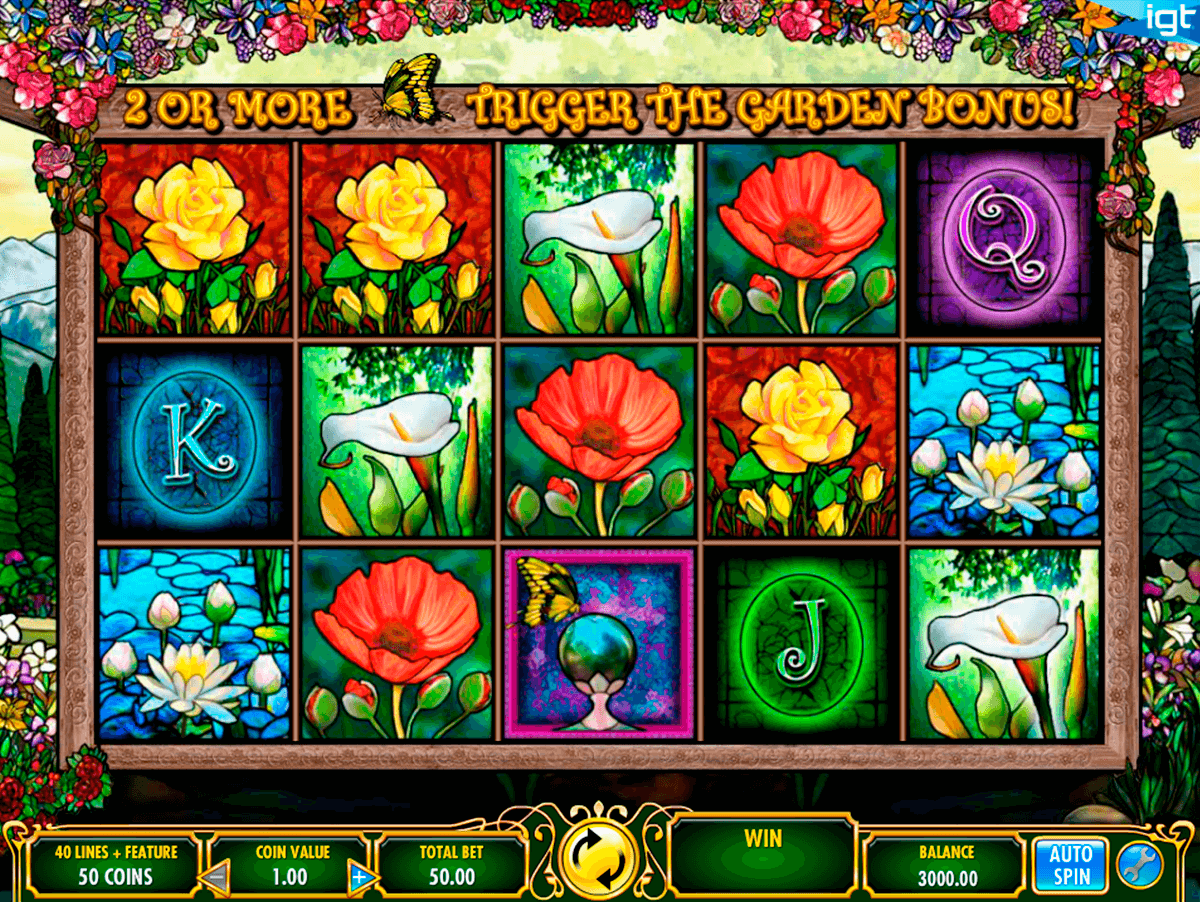 in bloom igt pacanele