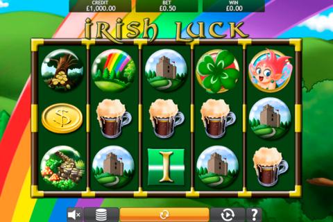 irish luck eyecon pacanele