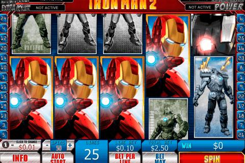 iron man  playtech pacanele