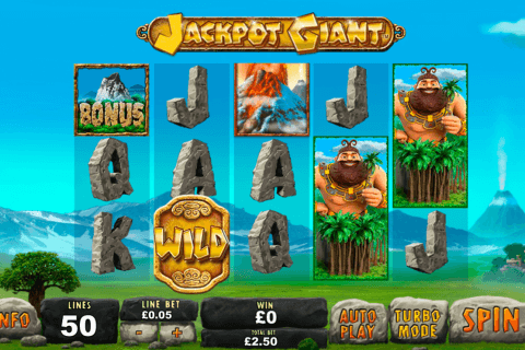 jackpot giant playtech pacanele