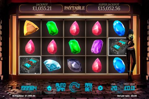 jewel heist magnet gaming pacanele