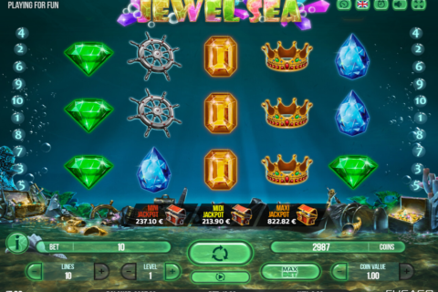 jewel sea fugaso pacanele