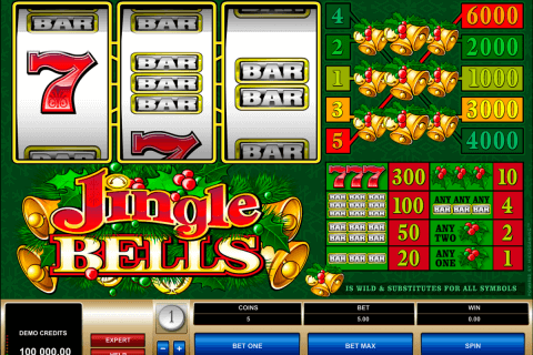 jingle bells microgaming pacanele