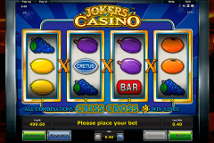 jokers casino novomatic pacanele
