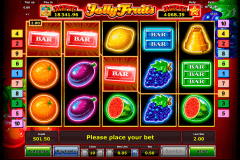 jolly fruits novomatic pacanele