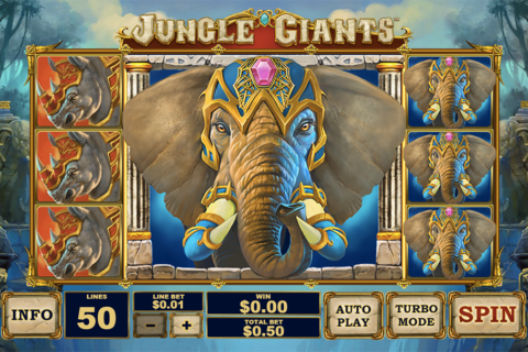 jungle giants playtech pacanele
