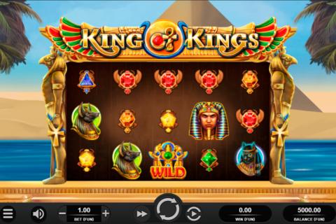 king of kings rela gaming pacanele