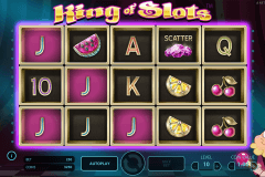 king of slots netent pacanele