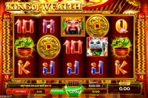 king of wealth gameart pacanele