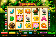 king tiger netgen gaming pacanele