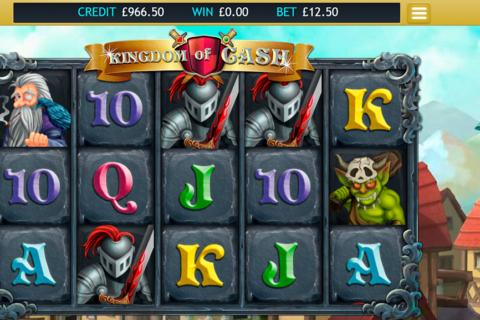 kingdom of cash eyecon pacanele