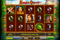 knights quest novomatic pacanele