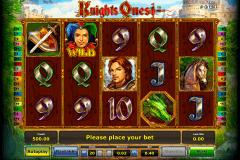 knights quest novomatic pacanele