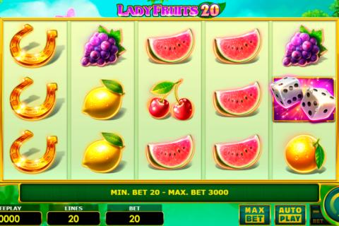 lady fruits  amatic pacanele