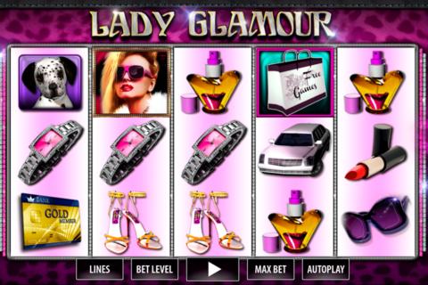 lady glamour hd world match pacanele