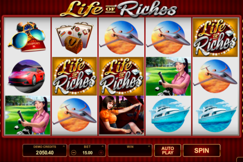 life of riches microgaming pacanele