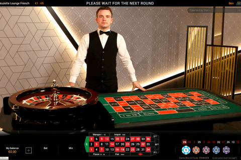 live french roulette playtech ruleta