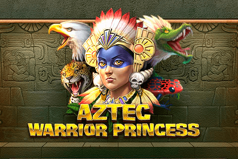 logo aztec warrior princess playn go