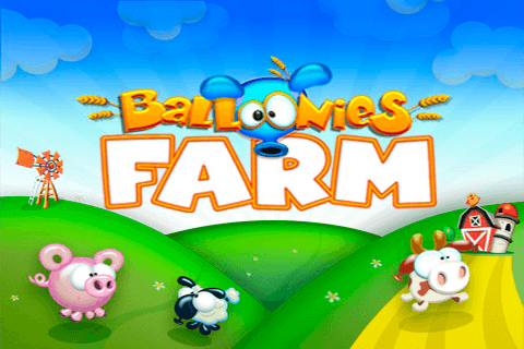 logo balloonies farm igt