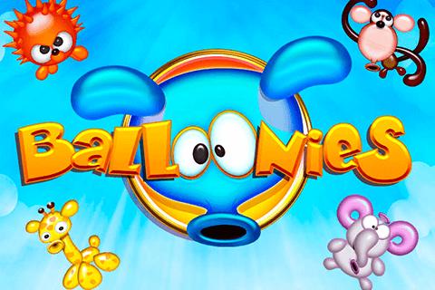 logo balloonies igt