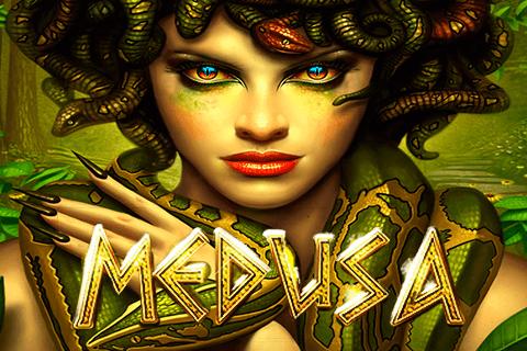 logo medusa netgen gaming