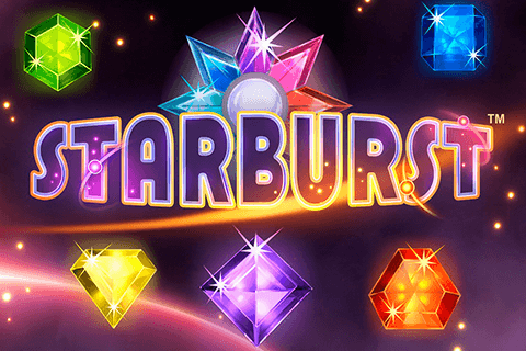 logo starburst netent